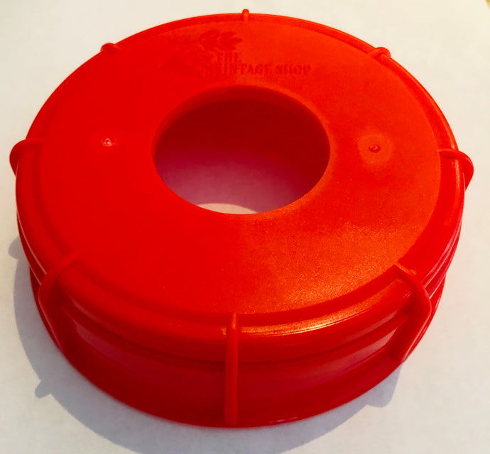 Fermonster Lid With hole