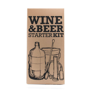 Beer & Wine Starter Kit 6 Gallons