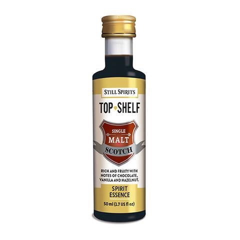 Top Shelf Essences - Single Malt Scotch 50ml