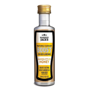 Manuka Honey - Natural Flavour Boost for beer - 50ml