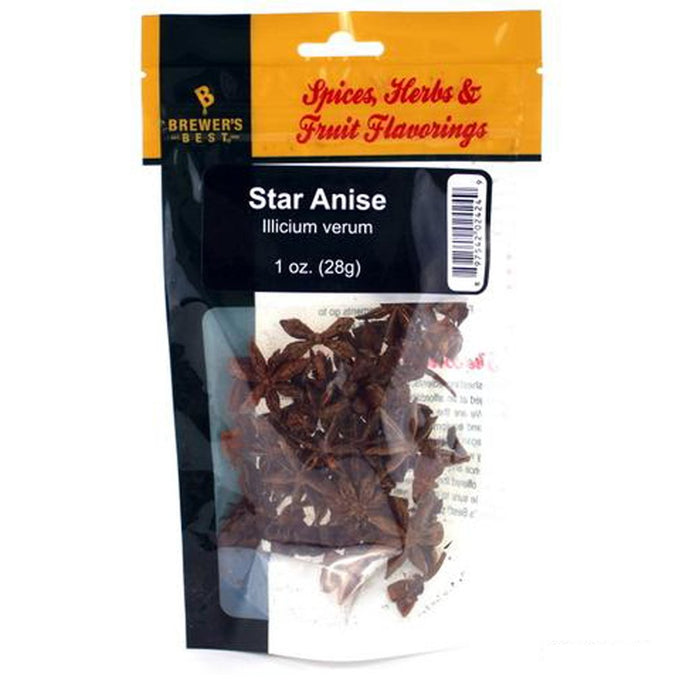 Star Anise 1oz - Brewers Best