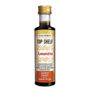 Top Shelf Essences - Amaretto 50ml