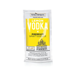 Vodka Shots Lemon Essences