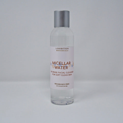 Micellar Water - Fragrance Free