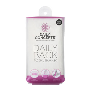 Daily Back Scrubber
