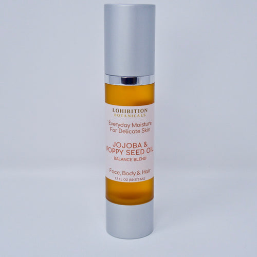 Jojoba & Poppy Daily Oil - Balance Blend