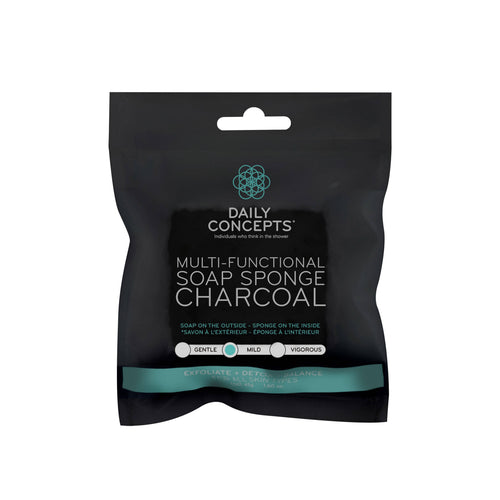 Multifunctional Soap Sponge - Charcoal