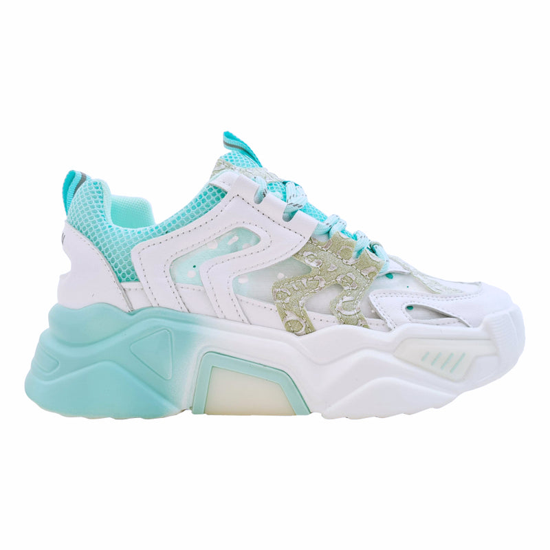 Zapatillas Mujer Lifestyle Chunky Minty