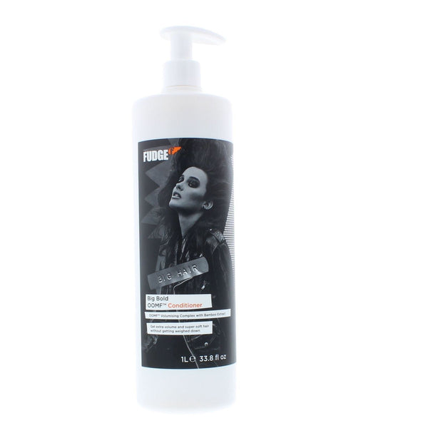 Fudge Big Bold OOMF Conditioner (For Fine Hair) 1000ml/33.8oz