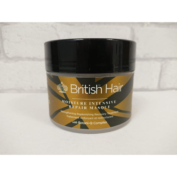 British Hair Moisture Intensive Repair Masque