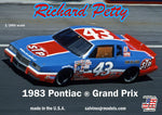 Salvino's JR Models Richard Petty 1983 Talladega Winner