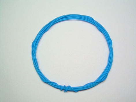 MCLS 01-Spark Plug Wire 1/16 Scale- Blue