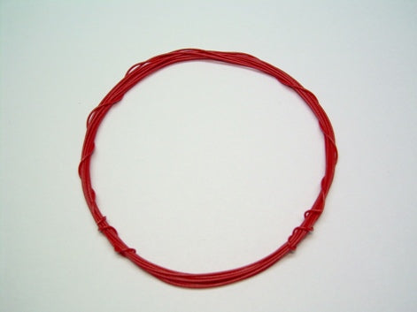 MCLS 03-Large Detailing Wire 1/16 scale- Red