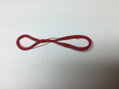 PTMC 05-Red Detailing Wire 1/25 scale