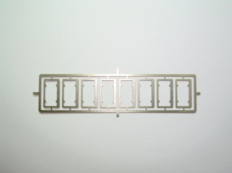 PTMC 16- License Plate Frames 1/43 scale