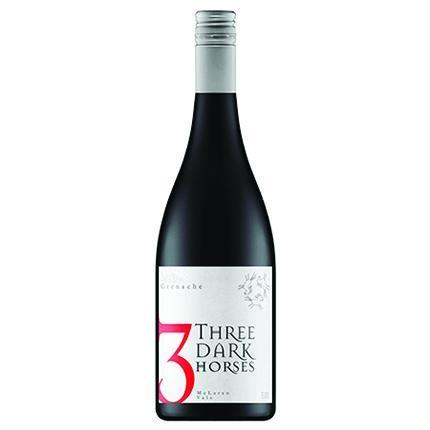 2017 Three Dark Horses Grenache, McLaren Vale - Community Wines