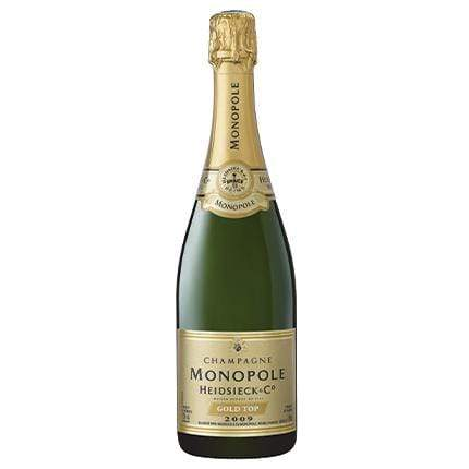 Champagne Heidsieck & Co Monopole Gold Top 2009 - Community Wines