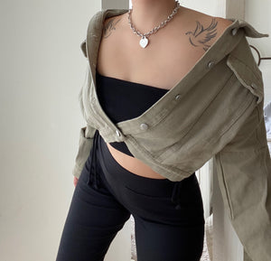 Belinda crop jacket