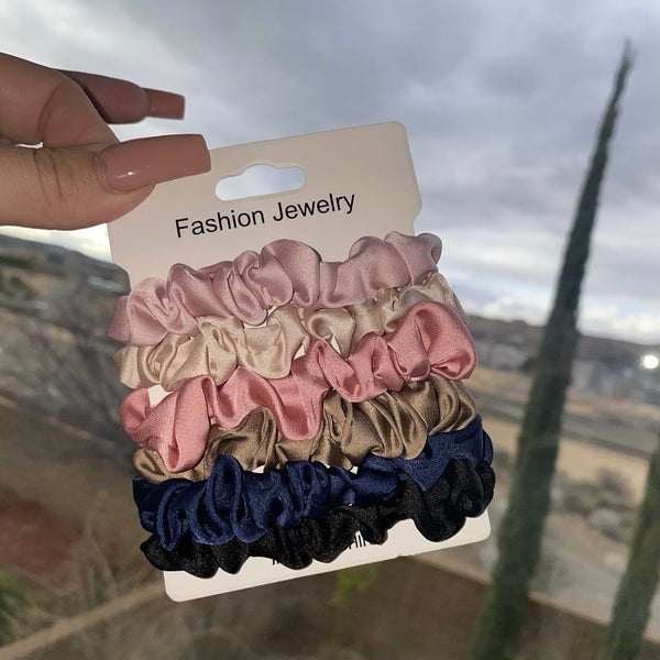 Mini scrunchies bundle