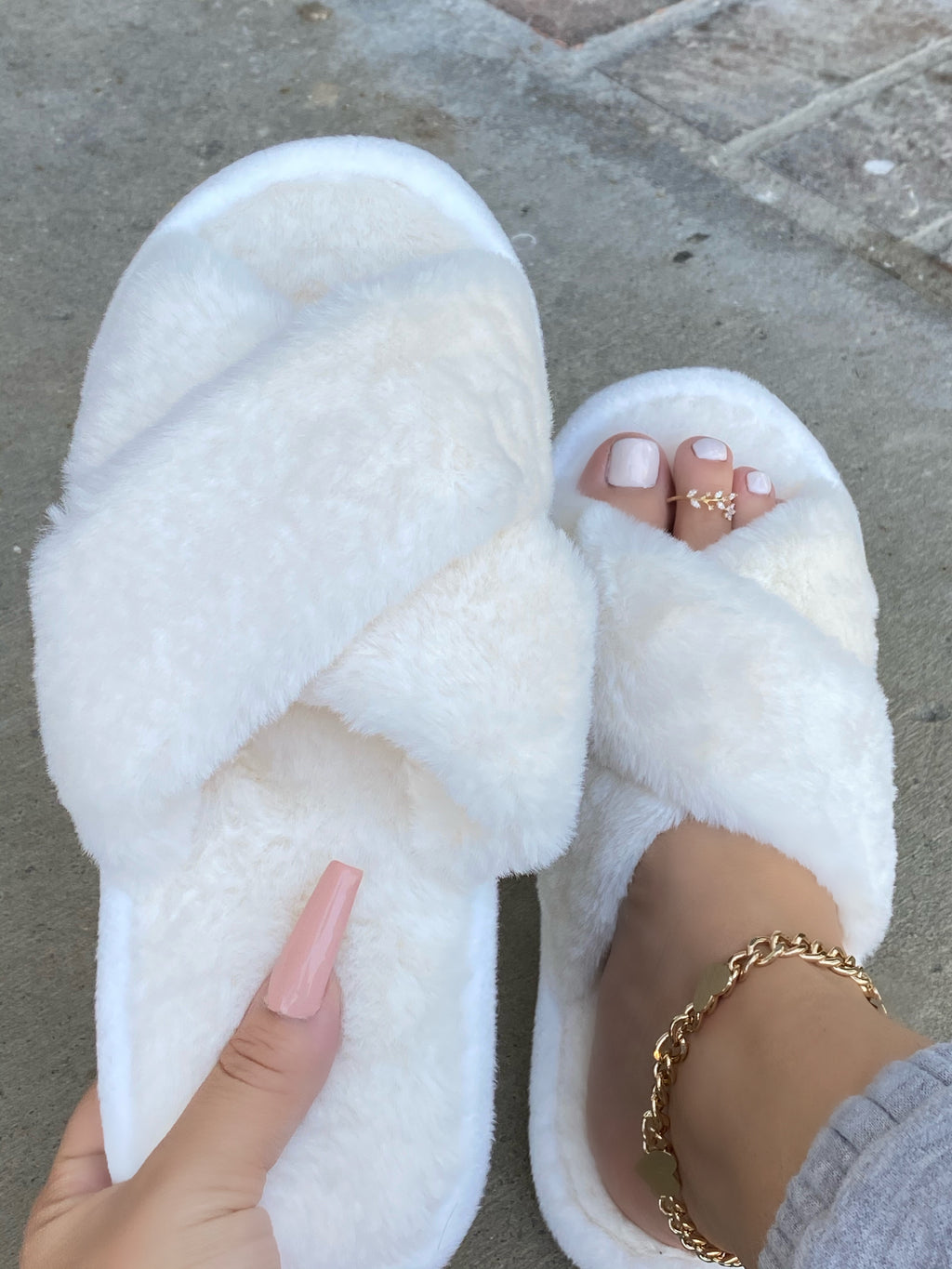 Abigail slippers