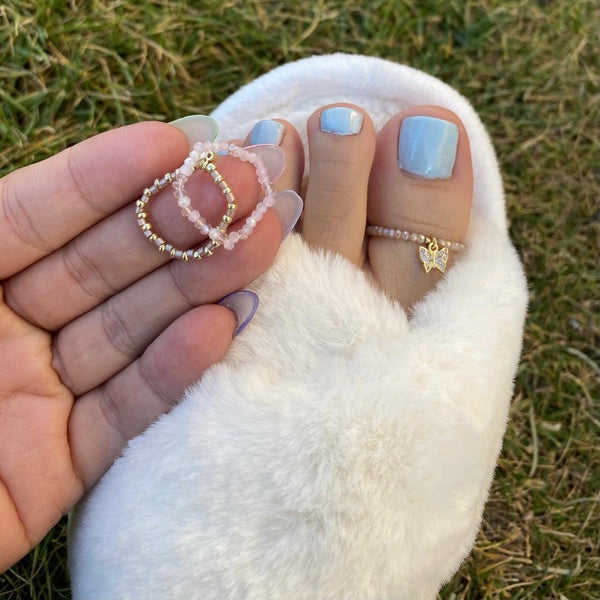 Mitchie Toe ring