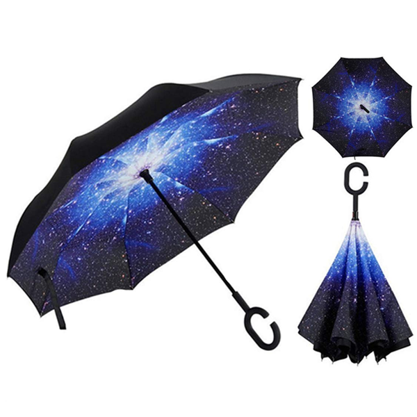 Smart-Brella - The World's First Reversible Umbrella - BFCM