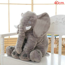Load image into Gallery viewer, Elephant Plush Pillow