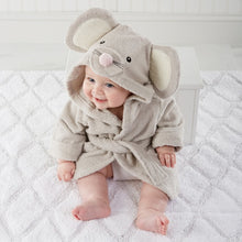 Load image into Gallery viewer, Babies Bathrobe/Towel