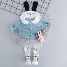 Load image into Gallery viewer, Honey Bunny - Hot Style Kids Clothing Casual Set