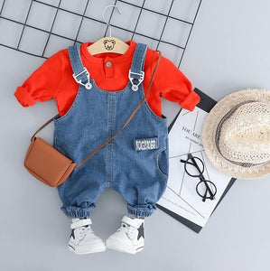 Billie Jeans - Hot Style Kids Clothing Casual Set
