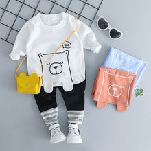 Load image into Gallery viewer, Panda Boo - Hot Style Kids Clothing Casual Set