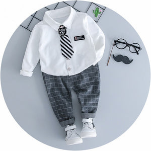 Fresh - Hot Style Kids Clothing Casual Set