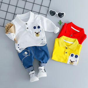 Puppy - Hot Style Kids  Clothing Casual Set
