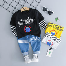 Load image into Gallery viewer, Cookie Palace - Hot Style Kids Clothing Casual Set
