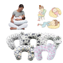 Load image into Gallery viewer, U-Shaped Baby Nursing Pillows 2Pcs/Set
