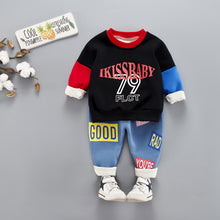 Load image into Gallery viewer, iKiss - Hot Style Kids Casual Winter Plush Set