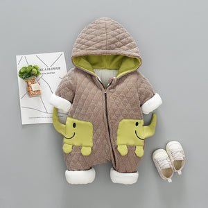 Elephanty - Hot Style Baby Rompers