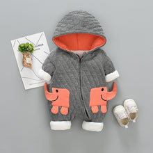 Load image into Gallery viewer, Elephanty - Hot Style Baby Rompers