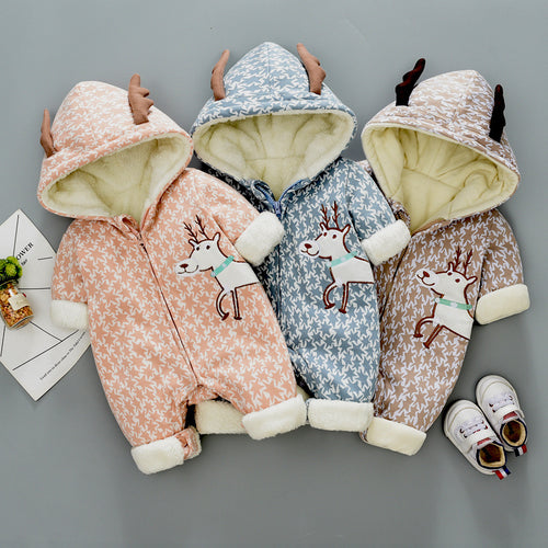 Sweetiekins - Hot Baby Rompers