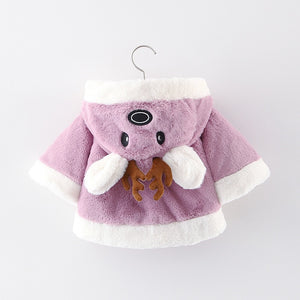 Paddy - Christmas Hooded Baby Costume