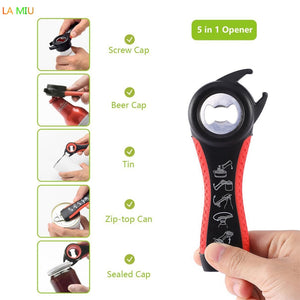 5 in 1 Multi-function Kitchen Opener