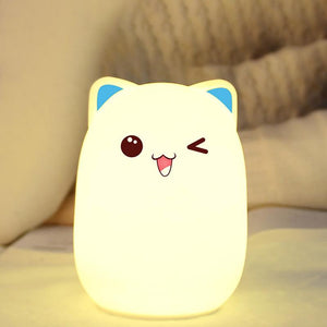 HoneyBunny LED Night Light - USB Rechargeable