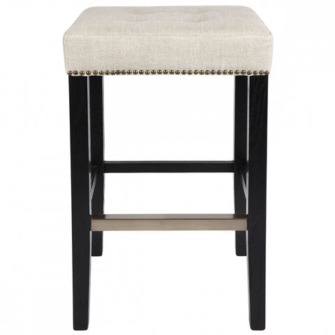 Canyon Bar Stool - Off White - Casa Divano