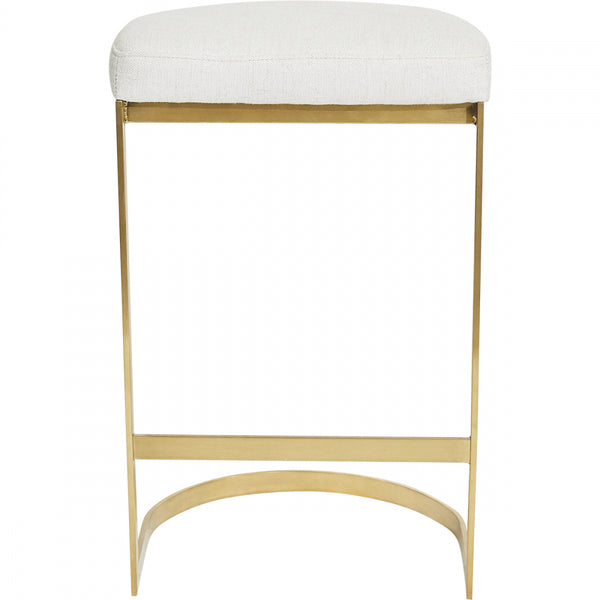 York Stool - Off White - Casa Divano