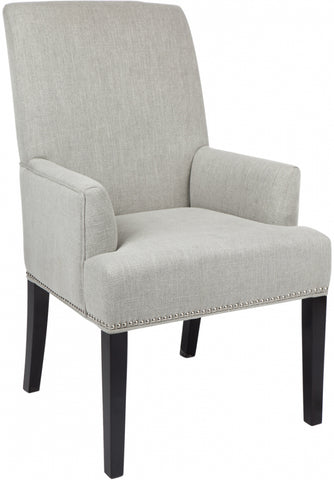 Bentley Arm Chair - GREY - Casa Divano
