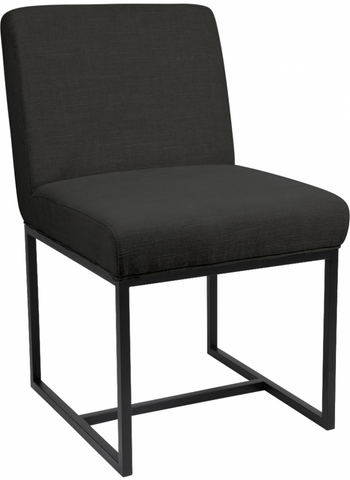 Cannes Dining Chair - BLACK - Casa Divano