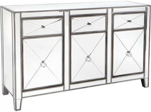 Apolo Buffet - Antique Silver - Casa Divano