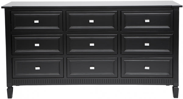 Merci Chest - Black - Casa Divano