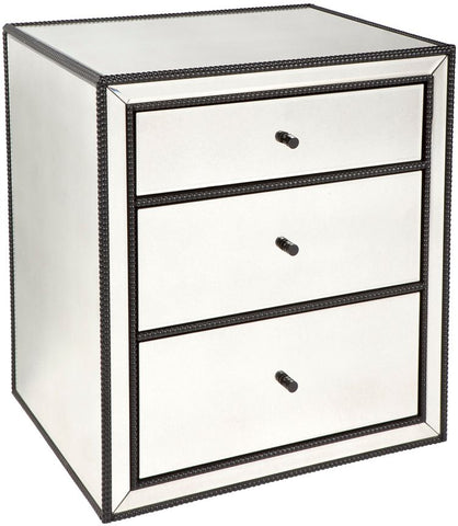 Brentwood Bedside Table - Casa Divano