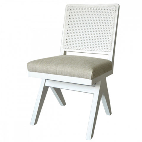 The Imperial Dining Chair - NATURAL - Casa Divano
